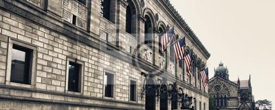 Architektur Detail von Boston