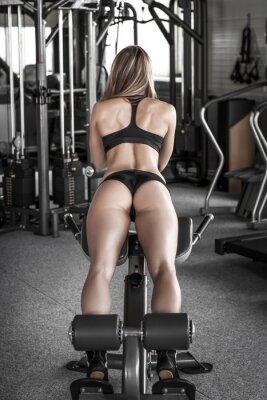 Poster Ass workout