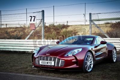 Poster Aston Martin One 77-Aston