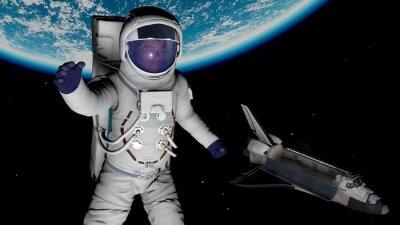 Poster Astronaut