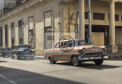 Autos in Havanna, Kuba