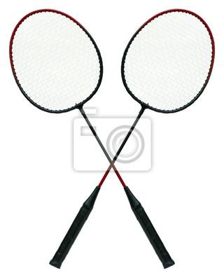 Badminton-Schläger