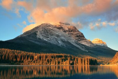 Poster Banff Nationalpark entfernt