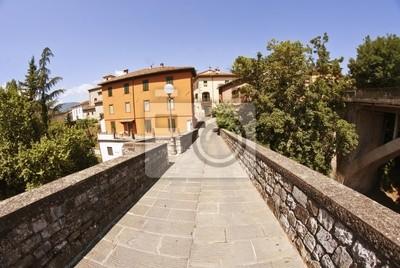 Barga, Italien