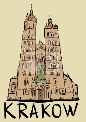 Basilica of Saint Mary in Krakow