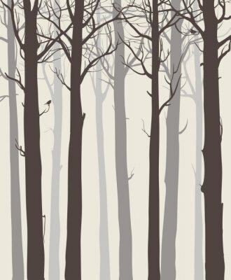 Poster Baum