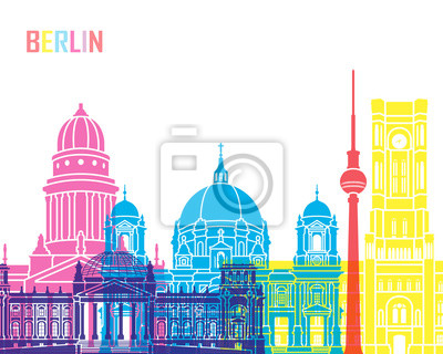 Berlin  skyline pop