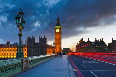 Big Ben bei Nacht, London