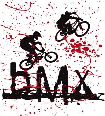 bMX-Fahrer