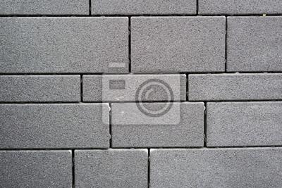 Bodenplatten Aus Beton Als Terrassen Belag Wandposter Poster