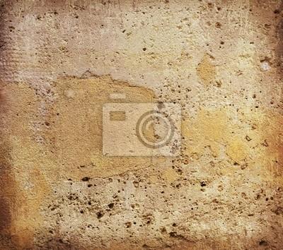 Braun grungy Wall