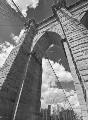 Brooklyn Bridge Architektur