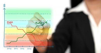 Business-Profit Graph