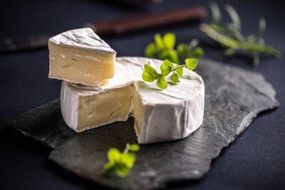 Poster Camembert-Käse