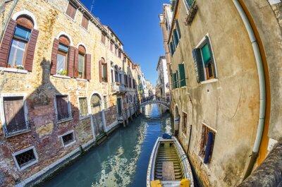Canals of Venice, Veneto, Italy