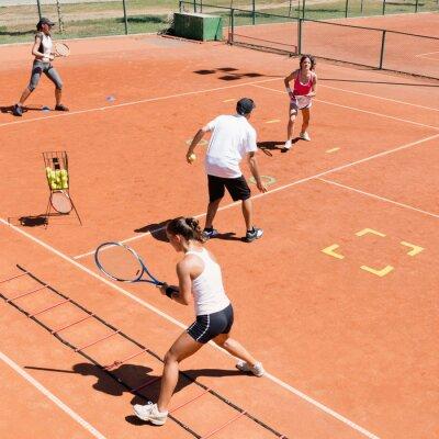Poster Cardio Tennis Ausbildung