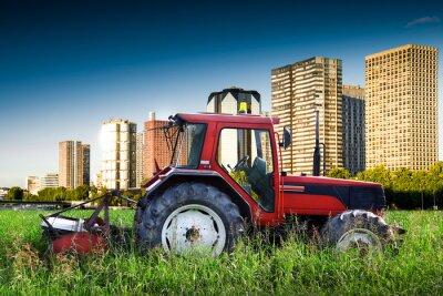 Poster contrasto agricolo