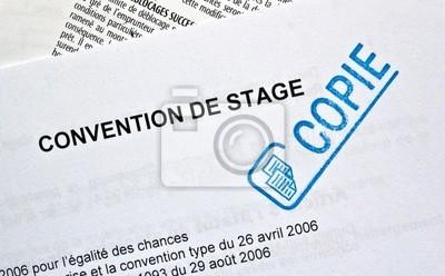 Copie Convention de stage