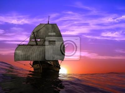 Das alte Schiff