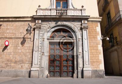 Das Gotische Viertel. Barcelona.