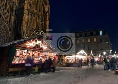 Der Weihnachtsmarkt in Straßburg - Christkindelsmärik