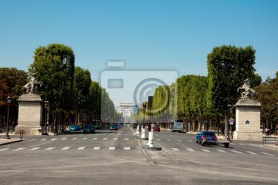 Die Avenue des Champs-Élysées