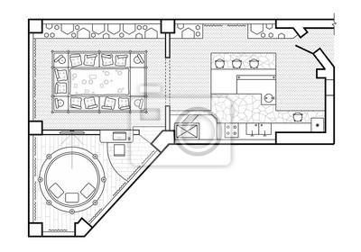 poster die terrasse das haus ist eine berdachte veranda zeichnen mit der platzierung with grundriss wohnung zeichnen