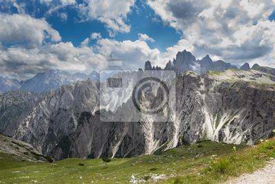 Dolomiten, Alpen, Italien.