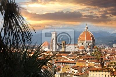 Dom von Florenz, Toskana, Italien