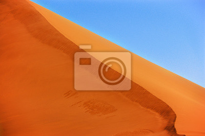 Dunes of Namib Wüste, Sossusvlei, Namibia, Südafrika
