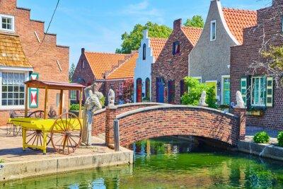 Poster Dutch Village in Holland, Michigan