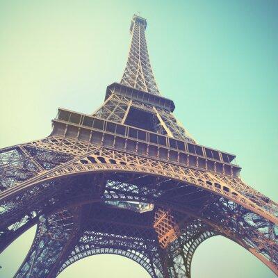 Poster Eiffelturm