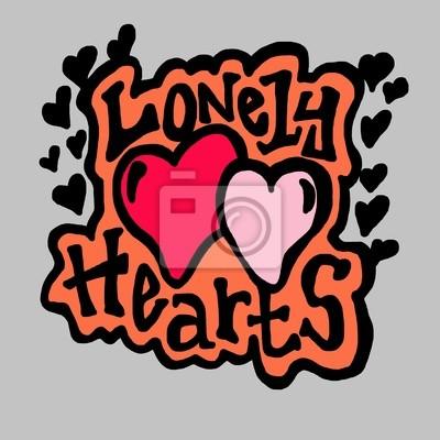 Einsame Herzen