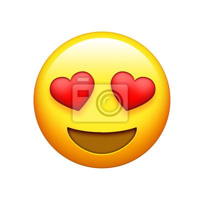 herz augen emoji