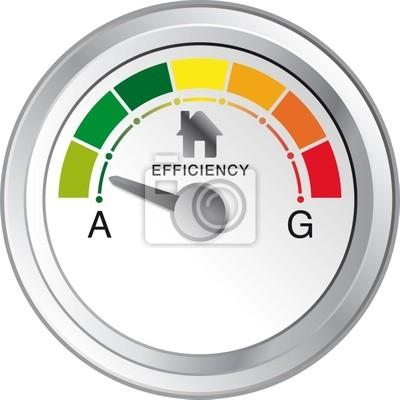 Energie-Effizienz-Konzept