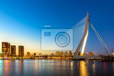 Erasmus-Brücke Rotterdam