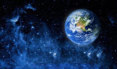 Poster Erde