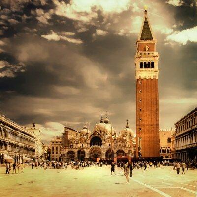 erstaunliche Venedig - künstlerischen getönten Bild