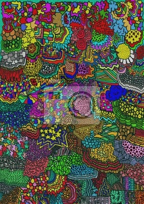 fantasia mosaico