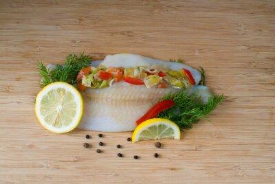 Poster Fisch