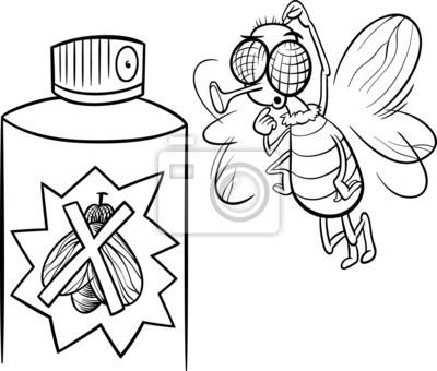 Fantastisch Malvorlagen Für Mücken Fotos - Framing Malvorlagen ...