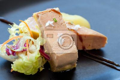 Foie micuit hautnah.