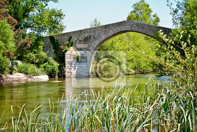 Frankreich, Korsika, alte Brücke