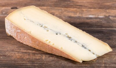 Poster Französisch morbier Käse