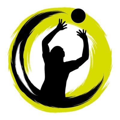 Poster Freundschaftsspiel Fußball