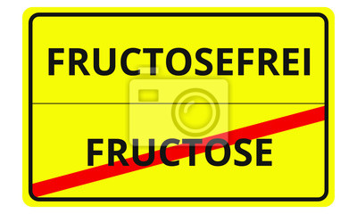 fructose allergie