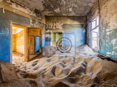 Poster Geisterstadt von Kolmanskop