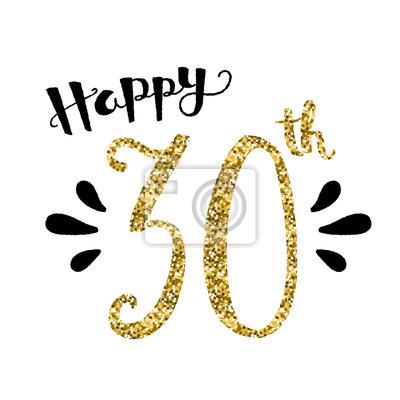 30 geburtstag glücklicher 30. geburtstag