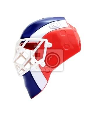Goalie-Maske