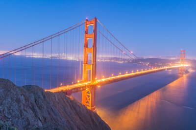 Poster Golden Gate